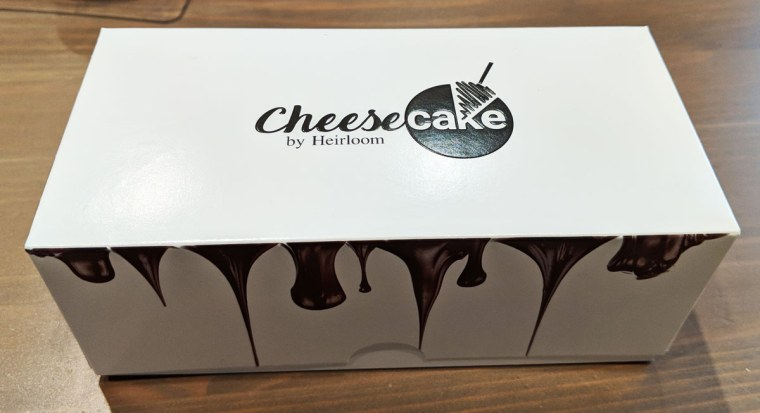 Cheesecake by Heirloom