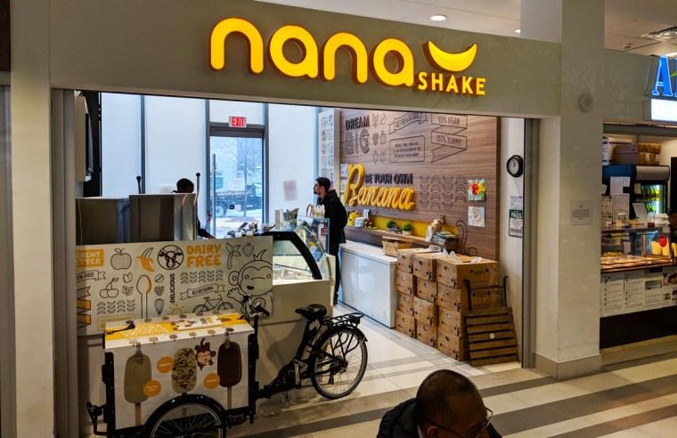 Nanashake