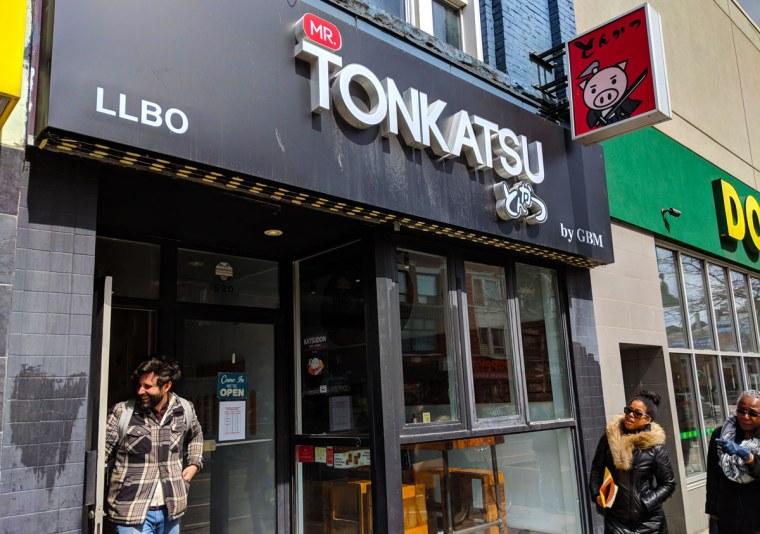 Mr. Tonkatsu