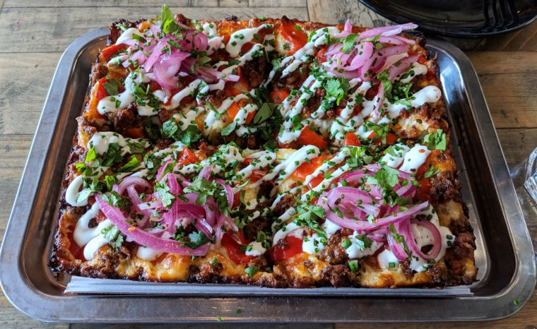 Descendant Detroit Style Pizza