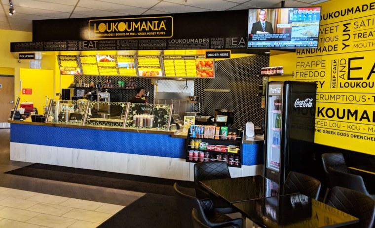 Loukoumania Cafe