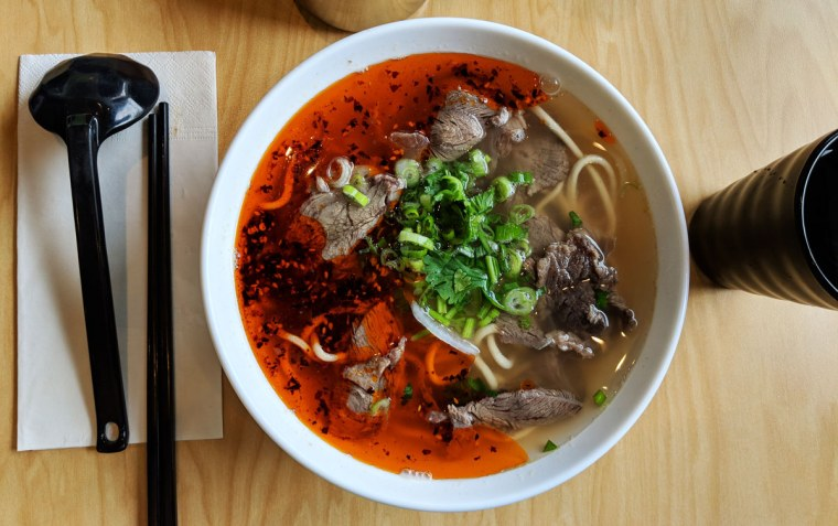 GB Hand-Pulled Noodles