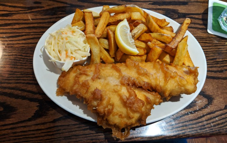 Olde York Fish & Chips