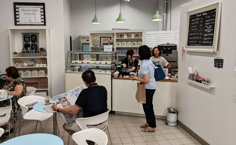 Sasaki Fine Pastry