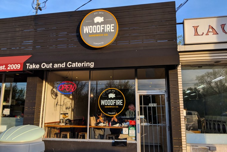 Woodfire Sandwich Co.