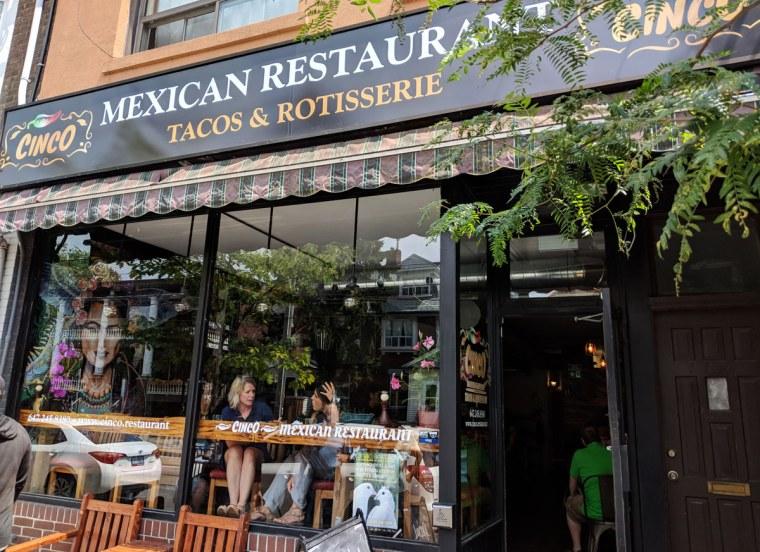 Cinco Mexican Restaurant