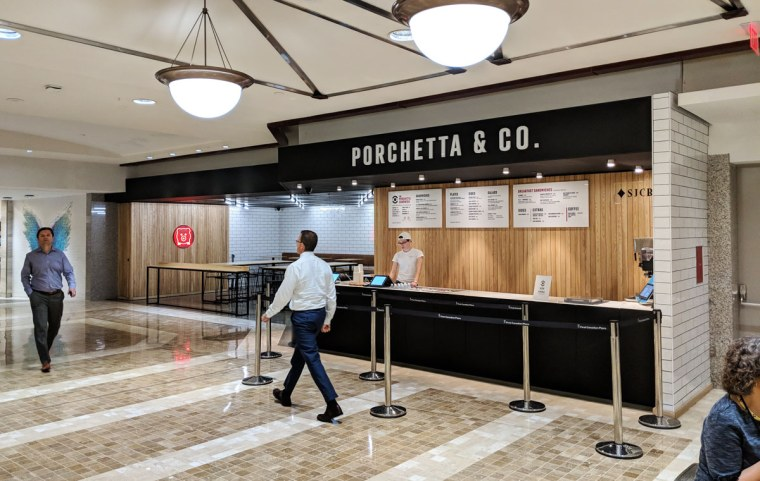 Porchetta and Co. - Exchange Tower