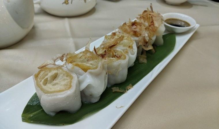 Dragon Boat Fusion Cuisine