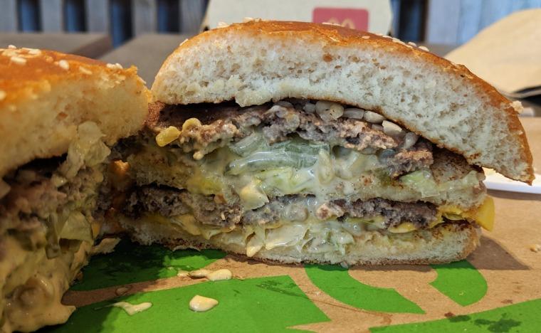McDonald's - New Improved Big Mac