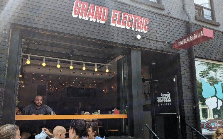 Grand Electric Trinity Bellwoods