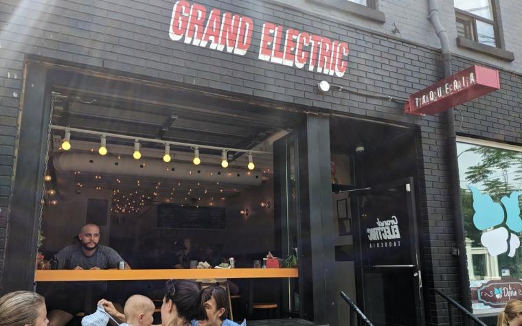 Grand Electric Trinity Bellwoods