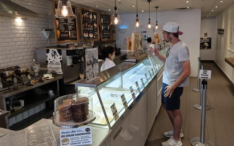 Summer's Ice Cream
