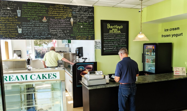 Bartley's Dairy Bar