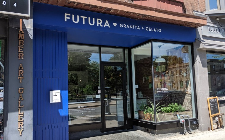 Futura Granita + Gelato