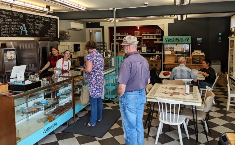 Ambrosia Corner Bakery