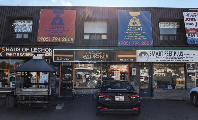Wilson's Haus of Lechon