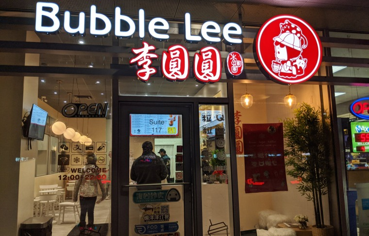 Bubble Lee